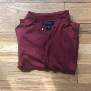 ⬇️45 Brooks Brothers Red Polo Sweater S